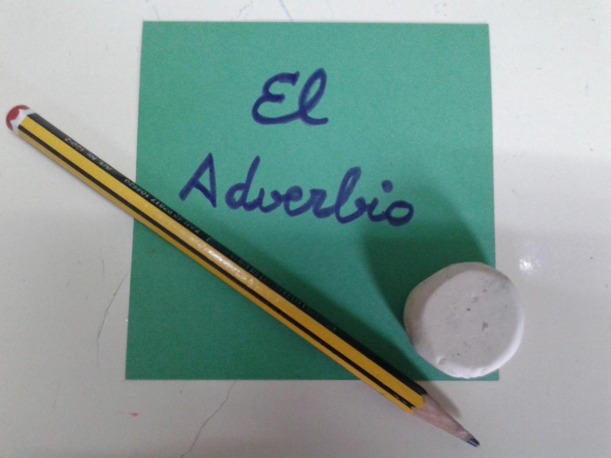 EL ADVERBIO.Para sexto de Educación Primaria