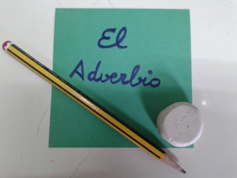 El Adverbio